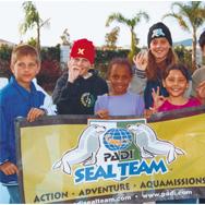 Seal Team (8 yrs+) - Explorers TeamExplorers Team