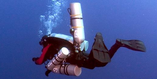 Technical Diver 2
